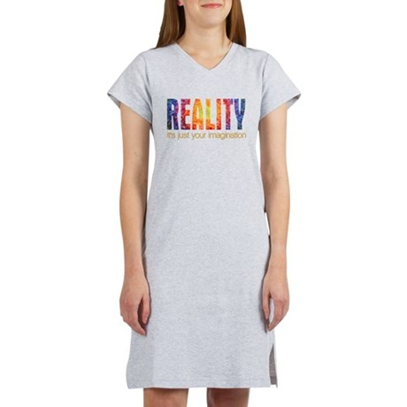 Reality Imagination Women's Nightshirt