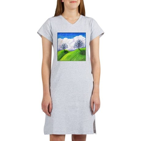California Spring Women's Nightshirt