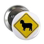 Sheep Crossing Sign Button