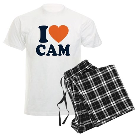 Cam Love Men's Light Pajamas
