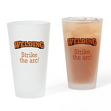 Welding / Arc Drinking Glass