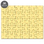 Yellow Cheese Jigsaw Puzzle