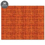 Wicker Wall Jigsaw Puzzle