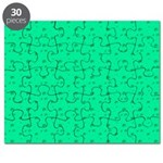 Green Cheese Jigsaw Puzzle