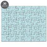 Blue Water Jigsaw Puzzle
