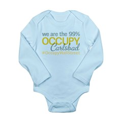 Occupy Carlsbad NM Long Sleeve Infant Bodysuit