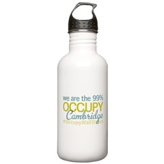 Occupy Cambridge Stainless Water Bottle 1.0L