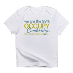 Occupy Cambridge Infant T-Shirt
