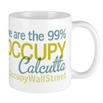 Occupy Calcutta Mug