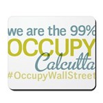 Occupy Calcutta Mousepad