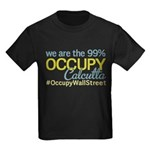 Occupy Calcutta Kids Dark T-Shirt