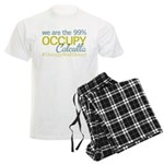 Occupy Calcutta Men's Light Pajamas
