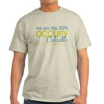 Occupy Calcutta Light T-Shirt