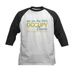 Occupy Boone Kids Baseball Jersey