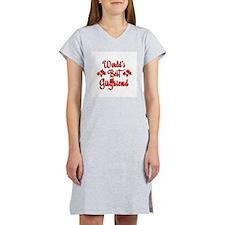 Worlds Best Girlfriend Women's Nightshirt