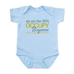 Occupy Bayonne Infant Bodysuit
