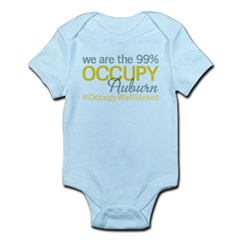 Occupy Auburn Infant Bodysuit