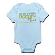 Occupy Ames Infant Bodysuit