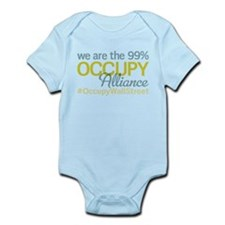 Occupy Alliance Infant Bodysuit