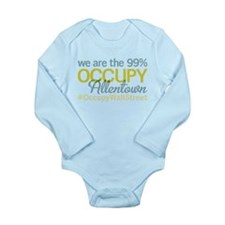 Occupy Allentown Long Sleeve Infant Bodysuit