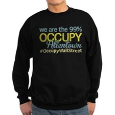 Occupy Allentown Sweatshirt