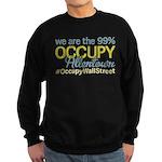 Occupy Allentown Sweatshirt (dark)