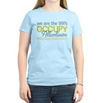 Occupy Allentown Women's Light T-Shirt