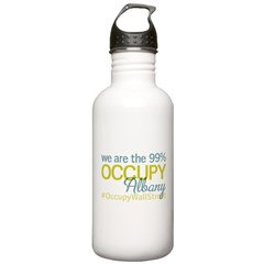Occupy Albany Stainless Water Bottle 1.0L