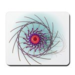 Eye of Chaos Mousepad