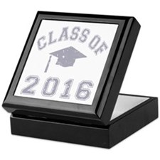 Class Of 2016 Graduation Keepsake Box