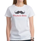 Moustache Lovers Tee
