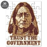 Trust the Government Puzzle