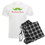 moustache lovers Pajamas