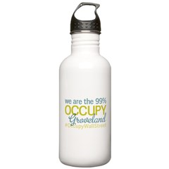 Occupy Groveland Stainless Water Bottle 1.0L