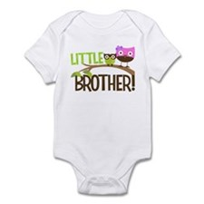 Little Brother Owl Onesie
