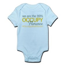 Occupy Florence Infant Bodysuit