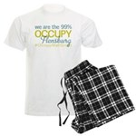 Occupy Flensburg Men's Light Pajamas