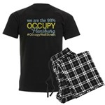 Occupy Flensburg Men's Dark Pajamas