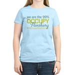 Occupy Flensburg Women's Light T-Shirt