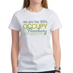 Occupy Flensburg Women's T-Shirt