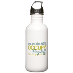 Occupy Flagstaff Water Bottle