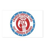 Cobra Patriotic Postcards (Package of 8)