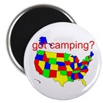 got camping? Magnet