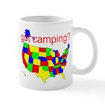 got camping? Mug
