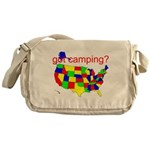 got camping? Messenger Bag