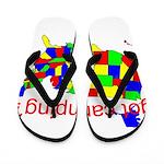 got camping? Flip Flops