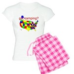 got camping? Women's Light Pajamas