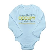 Occupy Faversham Long Sleeve Infant Bodysuit