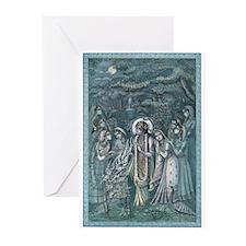 Moonlit Night Greeting Cards (Pk of 10)
