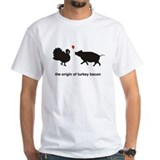 Origin of Turkey Bacon Shirt